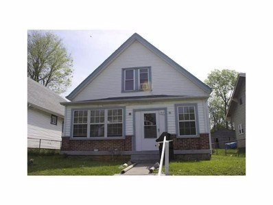 1315 N Beville Avenue, Indianapolis, IN 46201 - #: 21599793