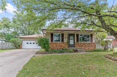 10303 Baribeau Lane, Indianapolis, IN 46229 - #: 21599806