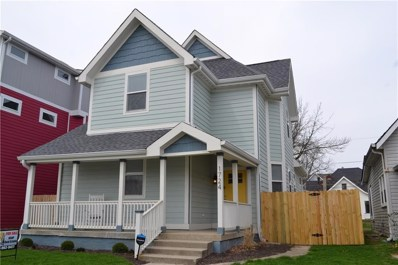 1724 Prospect Street, Indianapolis, IN 46203 - #: 21599874