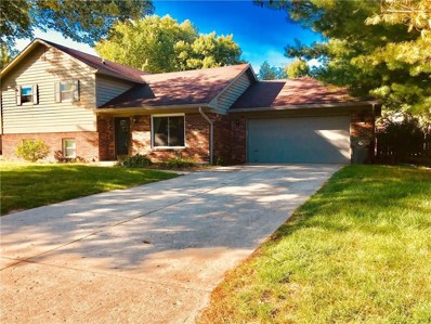 3614 Wild Ivy Court, Indianapolis, IN 46227 - #: 21599882