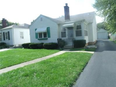 44 Elizabeth Street N, Indianapolis, IN 46219 - MLS#: 21599887