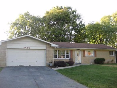 2450 Constellation Drive, Indianapolis, IN 46229 - MLS#: 21599888