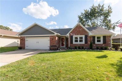 1347 Old Hickory Drive, Greenwood, IN 46142 - #: 21599966