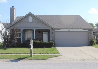 4329 Blue Ribbon Road, Indianapolis, IN 46203 - MLS#: 21600114
