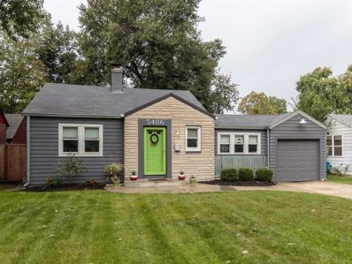 5406 Rosslyn Avenue, Indianapolis, IN 46220 - #: 21600137