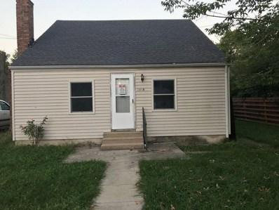 1416 Danville Avenue, Crawfordsville, IN 47933 - #: 21600142