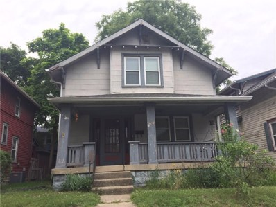 129 N Drexel Avenue, Indianapolis, IN 46201 - MLS#: 21600160