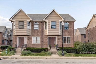 484 E 10th Street E, Indianapolis, IN 46202 - MLS#: 21600179