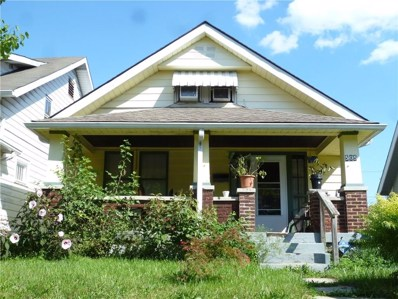 505 N Riley Avenue, Indianapolis, IN 46201 - MLS#: 21600191