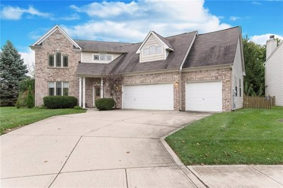 5369 Ripplingbrook Way, Carmel, IN 46033 - #: 21600266