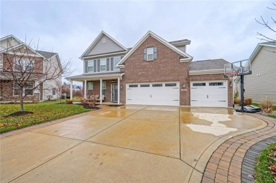 18125 Cristin Circle, Westfield, IN 46062 - #: 21600272