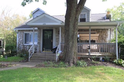 1291 S Oden Drive, Greenfield, IN 46140 - #: 21600293
