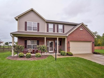 5786 W Falling Waters Drive, McCordsville, IN 46055 - MLS#: 21600351