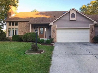 8073 Springwater W Drive, Indianapolis, IN 46256 - #: 21600353
