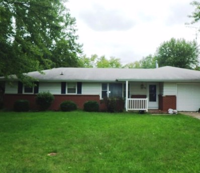 160 Midway Drive, New Castle, IN 47362 - #: 21600448