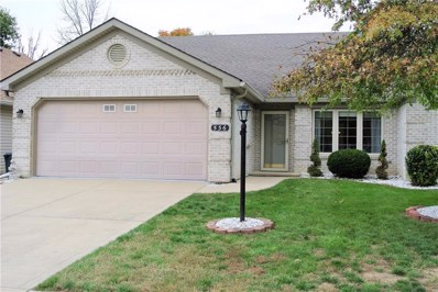 536 Silver Fox Court, Indianapolis, IN 46217 - MLS#: 21600452