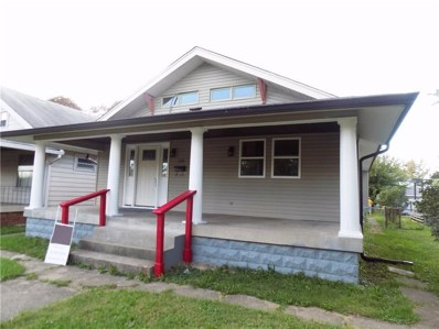 518 N Emerson Avenue, Indianapolis, IN 46219 - MLS#: 21600467