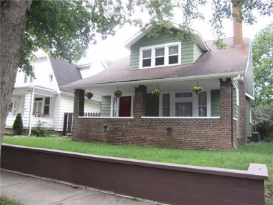 402 N Drexel Avenue, Indianapolis, IN 46201 - #: 21600493