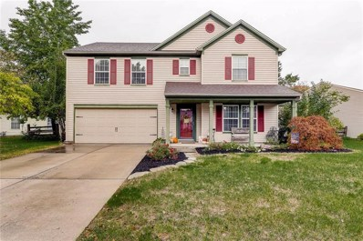 7714 Sunflower Drive, Noblesville, IN 46062 - #: 21600575
