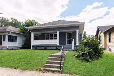 325 W Harvard Place, Indianapolis, IN 46208 - #: 21600580