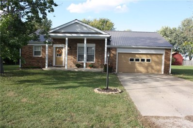 4372 W Randy Road, Edinburgh, IN 46124 - MLS#: 21600585