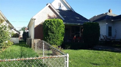 1527 N Gale Street, Indianapolis, IN 46201 - MLS#: 21600604