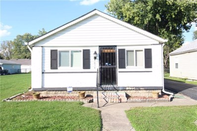 5034 W Beecher Street, Indianapolis, IN 46241 - #: 21600611