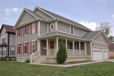 656 E 25TH Street, Indianapolis, IN 46205 - #: 21600628