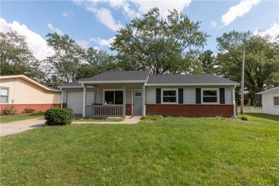 205 Garfield Drive, Greenfield, IN 46140 - MLS#: 21600643