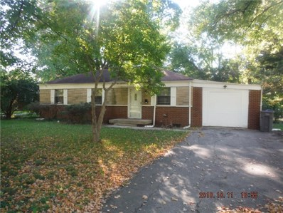 4310 N Whittier Place, Indianapolis, IN 46226 - #: 21600644