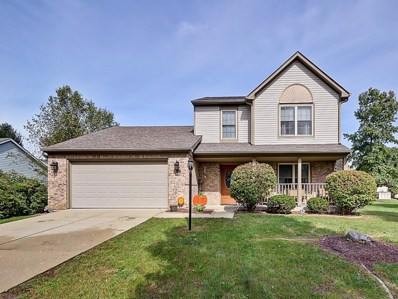 6038 Spring Oaks Drive, Indianapolis, IN 46237 - #: 21600647
