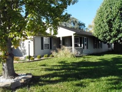1634 Blue Lake Drive, Greenwood, IN 46143 - #: 21600771