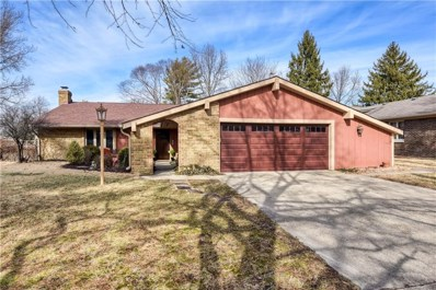 630 Sun Valley Court, Indianapolis, IN 46217 - #: 21600790