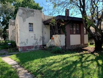 1415 N Linwood Avenue, Indianapolis, IN 46201 - #: 21600848