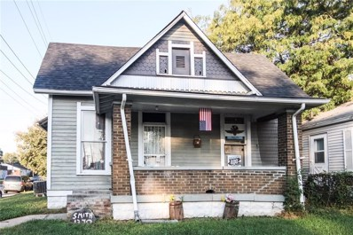 1370 Hiatt Street, Indianapolis, IN 46221 - MLS#: 21600898