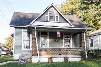 1370 Hiatt Street, Indianapolis, IN 46221 - #: 21600898