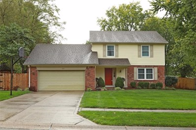 664 Echo Bend Boulevard, Greenwood, IN 46142 - MLS#: 21600901