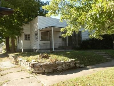 515 S Water Street, Crawfordsville, IN 47933 - #: 21600911