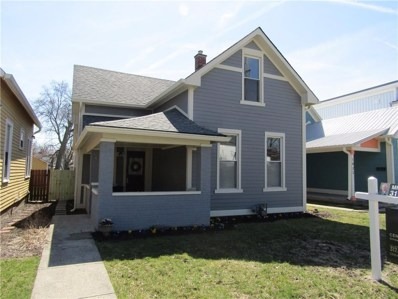 1425 Orange Street, Indianapolis, IN 46203 - MLS#: 21600938