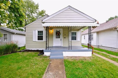 1453 N Colorado Avenue, Indianapolis, IN 46201 - #: 21600962