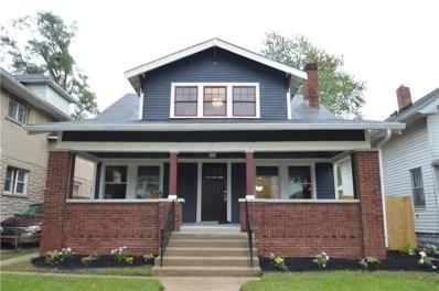 31 N Bosart Avenue, Indianapolis, IN 46201 - #: 21600971