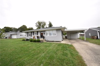 2711 Beech Drive, Columbus, IN 47203 - #: 21600986