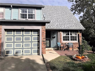 549 Paradise Way E UNIT D, Greenwood, IN 46143 - #: 21601005