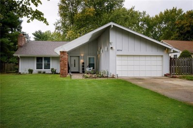 8234 Northbrook Court, Indianapolis, IN 46260 - #: 21601006