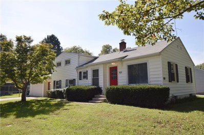 1831 E 66th Street, Indianapolis, IN 46220 - MLS#: 21601030