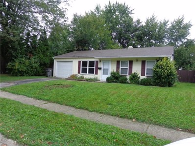 5302 Falcon Lane, Indianapolis, IN 46224 - #: 21601034