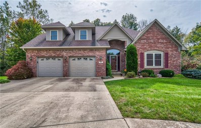 105 Pioneer Court, Mooresville, IN 46158 - MLS#: 21601040