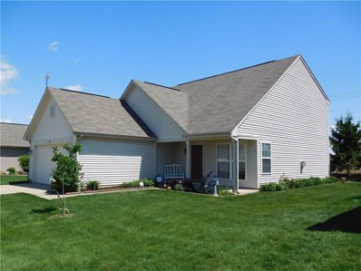 2997 Lodgepole Drive, Whiteland, IN 46184 - MLS#: 21601057