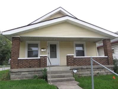 827 E Minnesota Street, Indianapolis, IN 46203 - #: 21601093