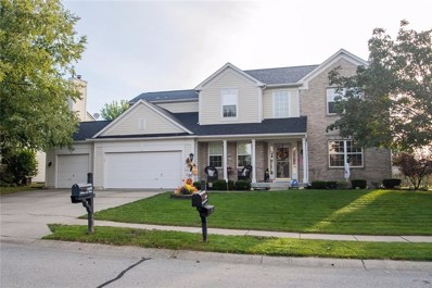 12029 Limestone Drive, Fishers, IN 46037 - #: 21601101